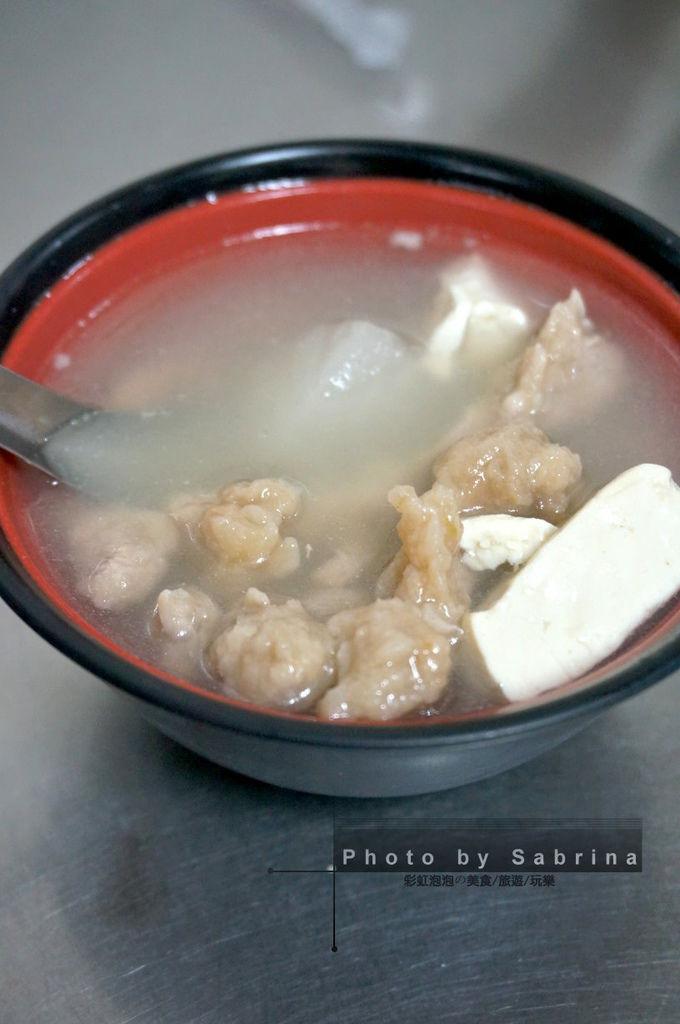 9.老朱爌肉飯-肉羹湯