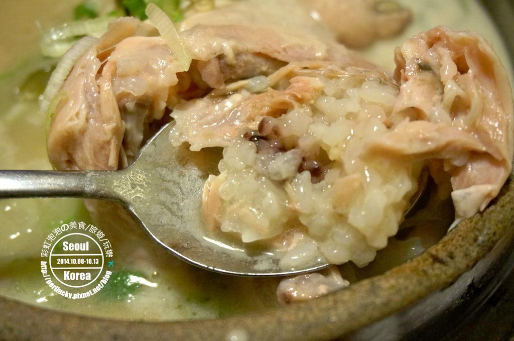 21.土俗村蔘雞湯