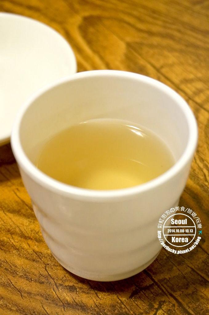 14.土俗村蔘雞湯-麥茶