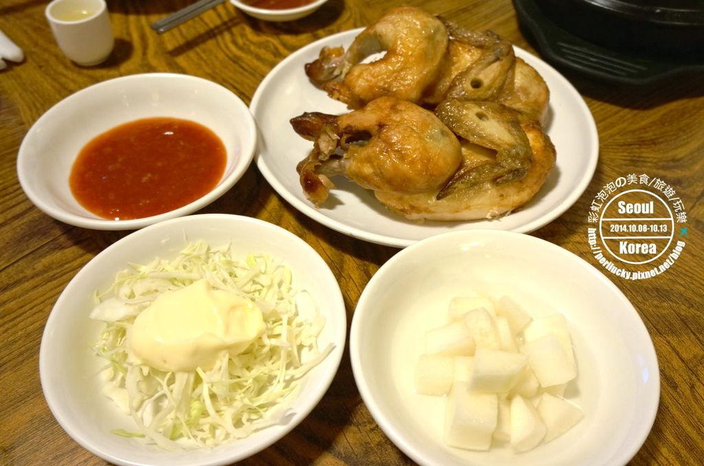26.土俗村蔘雞湯-烤雞