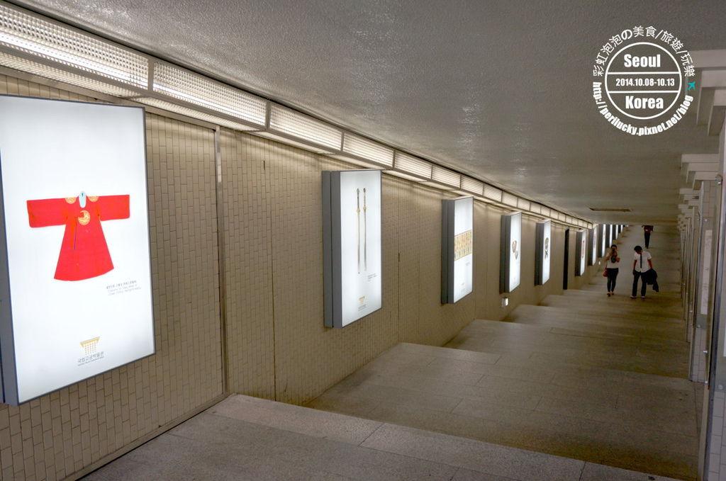 30.景福宮站5號出口方向