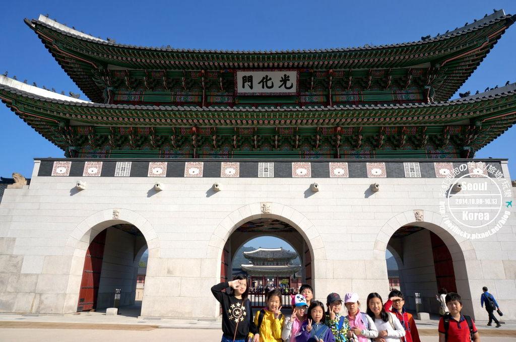 32.景福宮-光化門