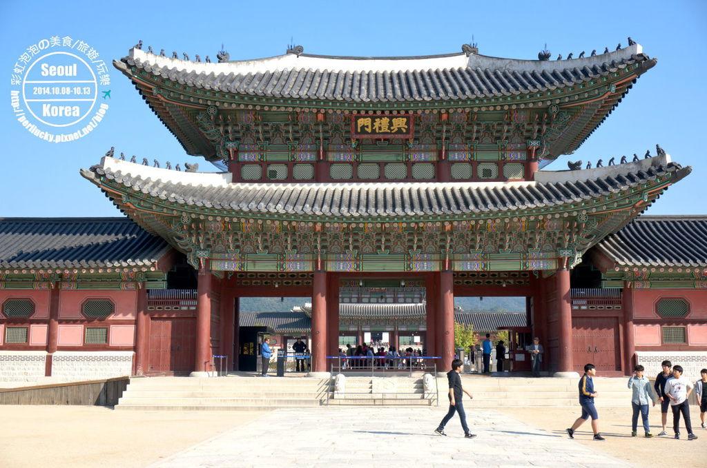 36.景福宮-興禮門