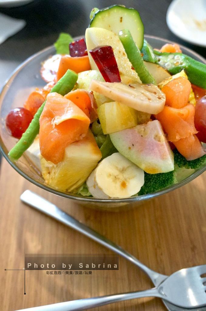 20.好食慢慢-好食沙拉家醃燻鮭魚