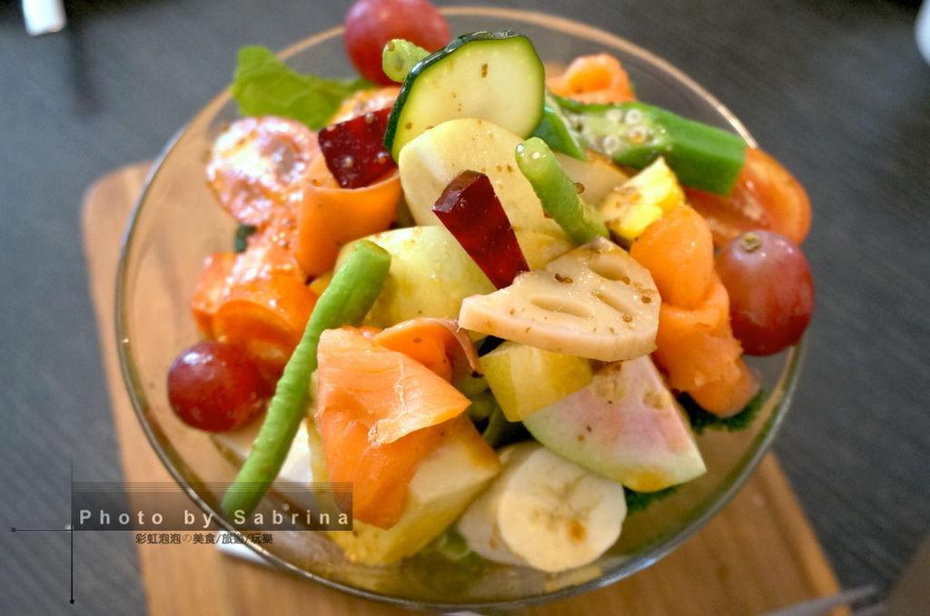21.好食慢慢-好食沙拉家醃燻鮭魚