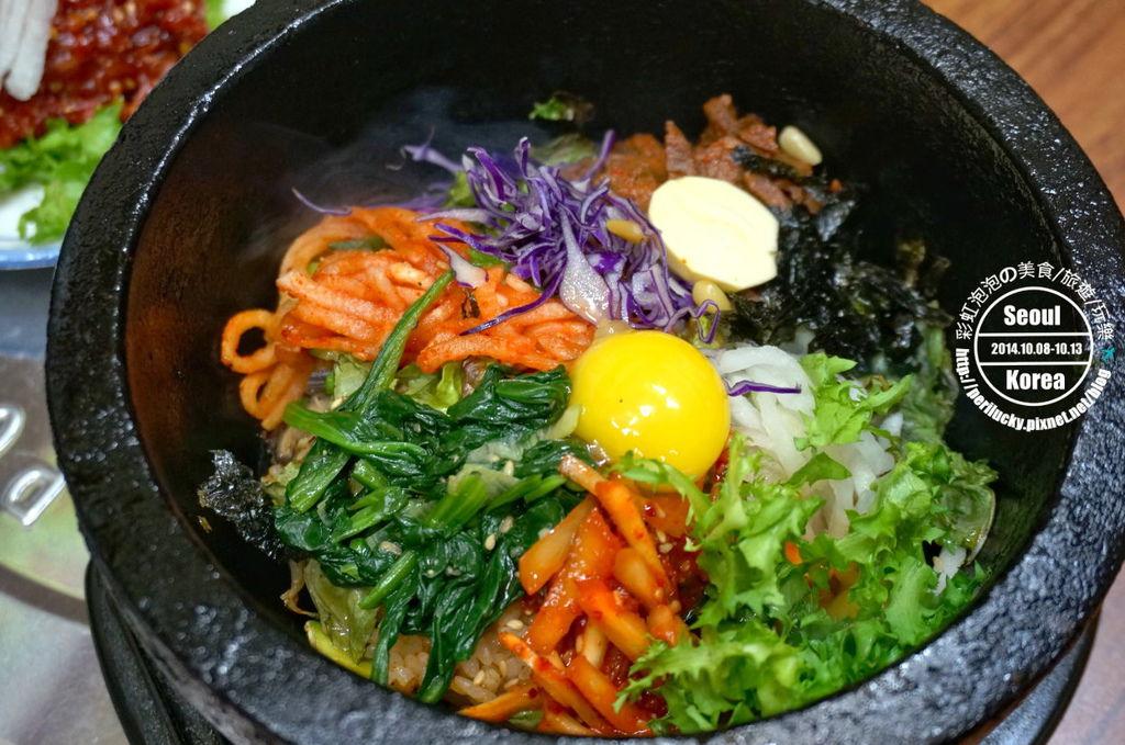 41.明洞全州中央會館-石鍋鮮肉拌飯