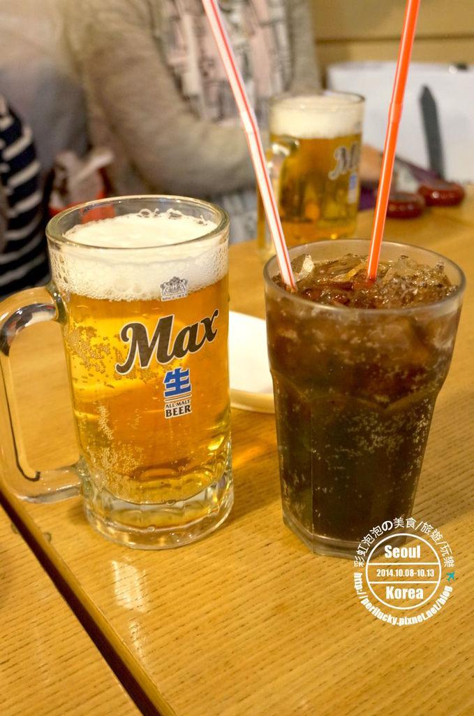 141.啤酒+可樂