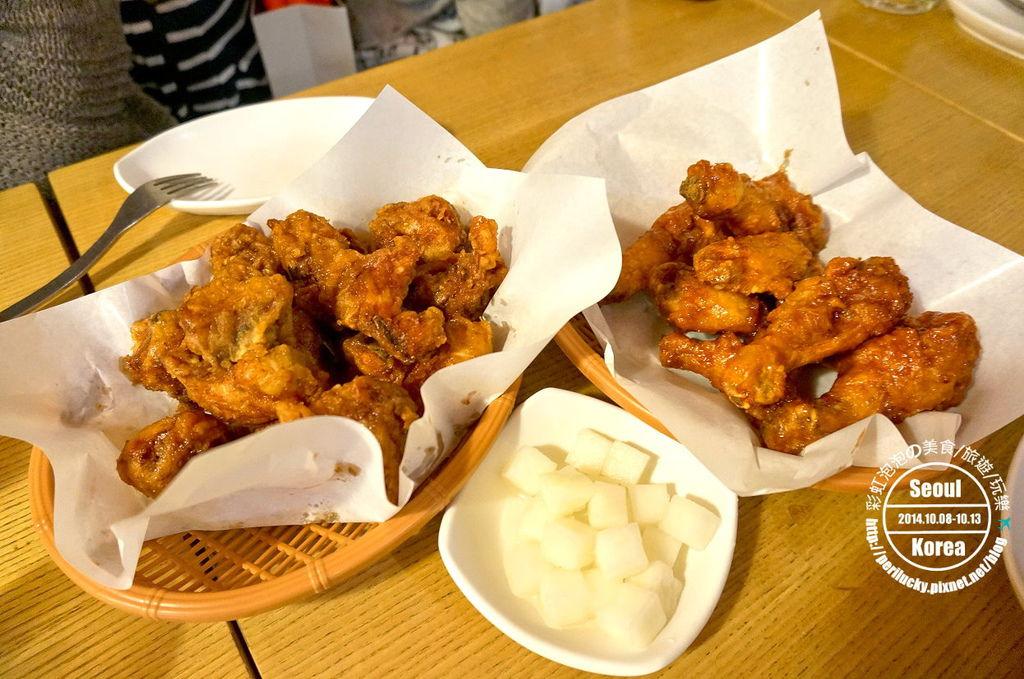 143.橋村炸雞-原味全雞+辣味雞翅(雞翅+雞腿)