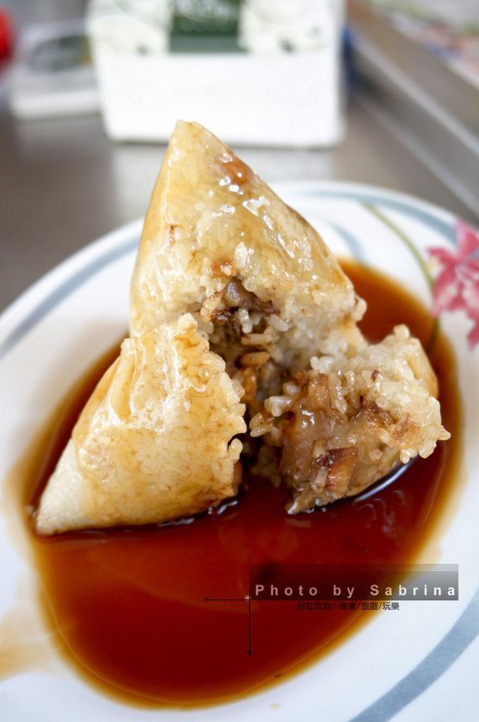 4.國際肉粽-傳統粽斷面
