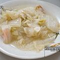 5.劉里長雞肉飯-扁魚白菜滷
