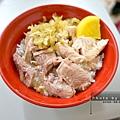 4.劉里長雞肉飯-火雞肉片飯