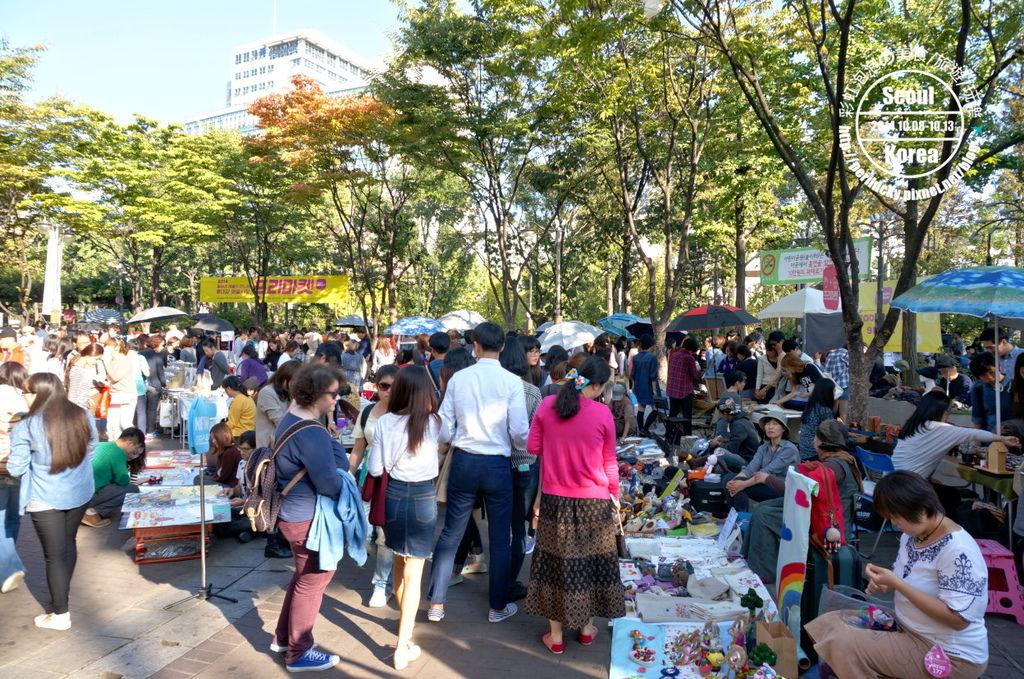 82.弘益公園自由市場