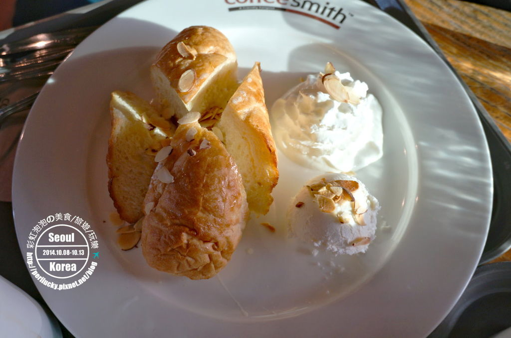 122.coffee smith弘大店-Smith Honey Baguette