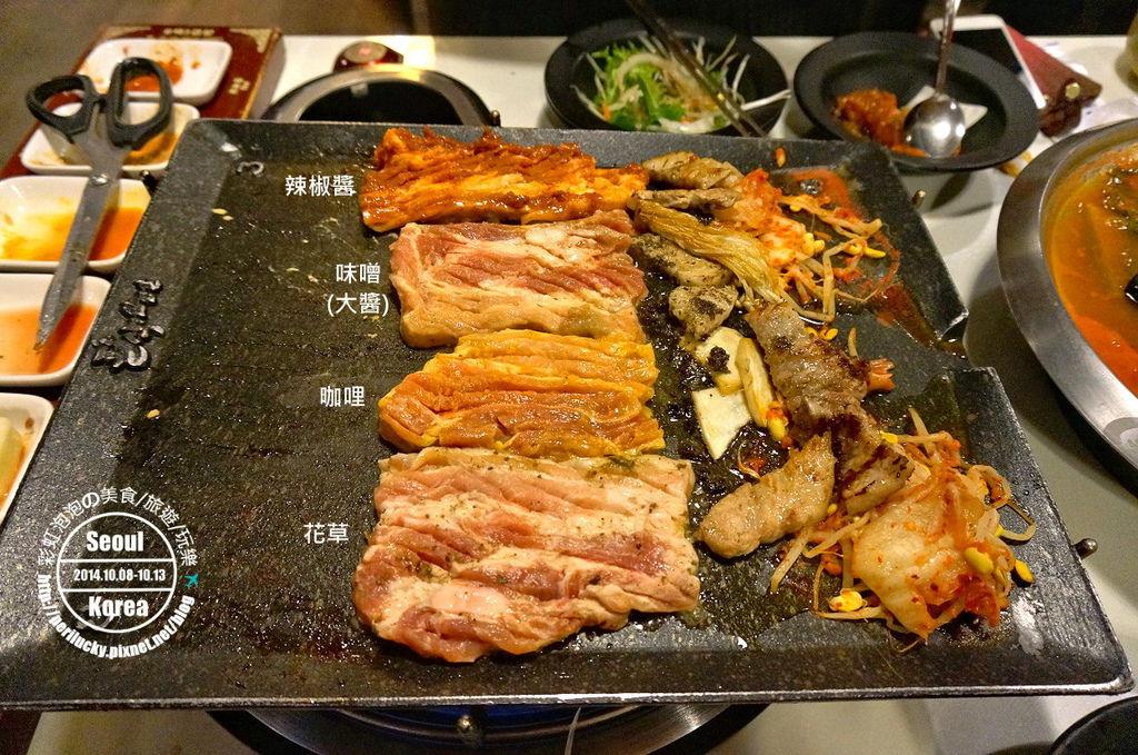 143.新村八色烤肉