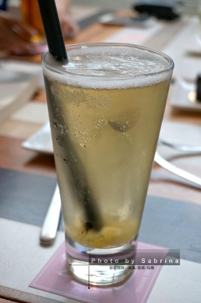 27.小梗甜點咖啡-蜂蜜蘋果醋