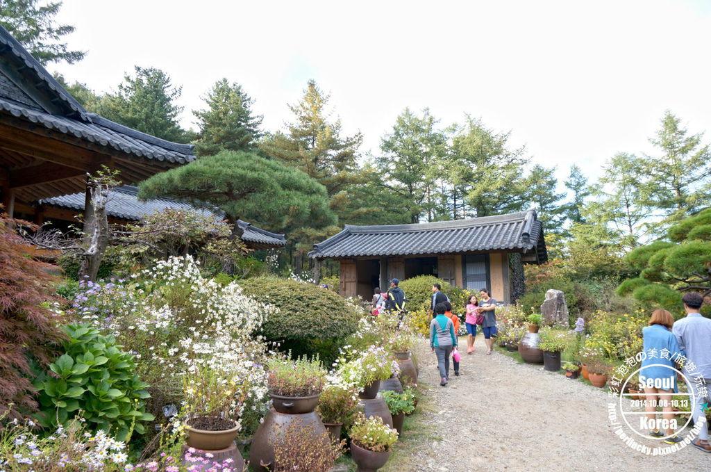 152.晨靜樹木園-韓國庭園
