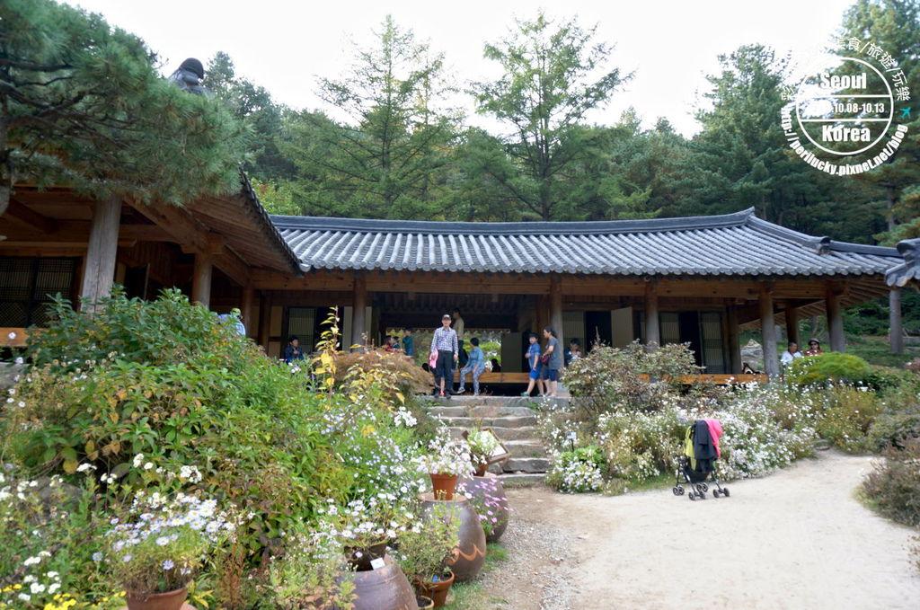 155.晨靜樹木園-韓國庭園