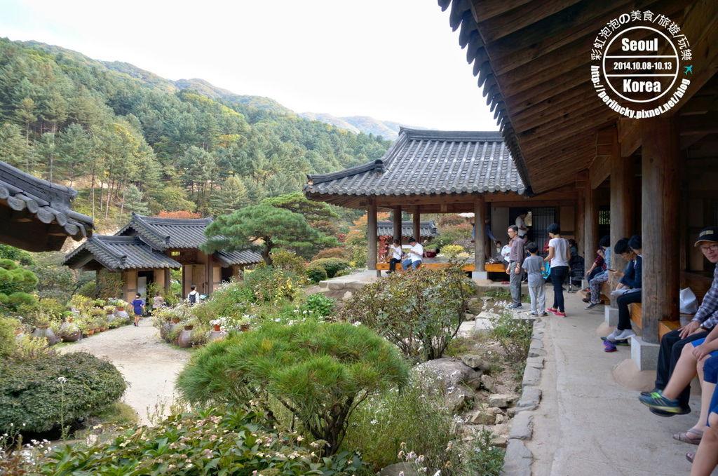 156.晨靜樹木園-韓國庭園