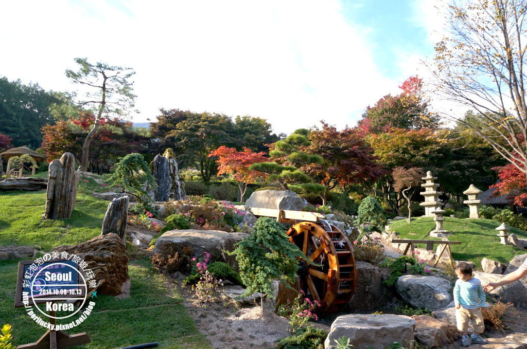 166.晨靜樹木園-小庭園