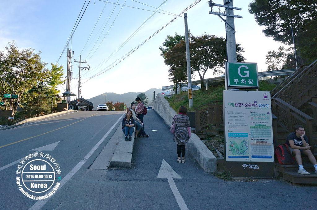 198.加平觀光循環公車-晨靜樹木園站
