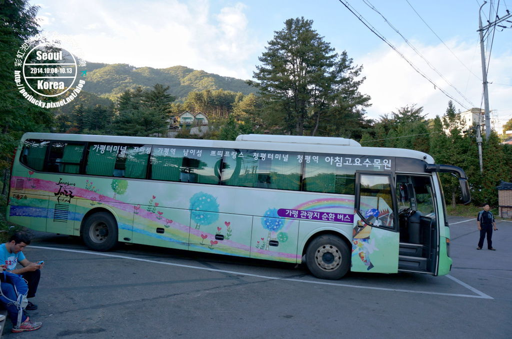 199.加平觀光循環公車-晨靜樹木園站