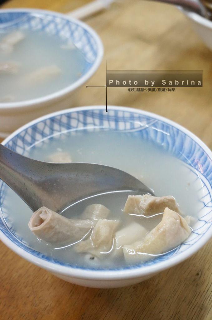 55.水仙宮米糕-四神湯