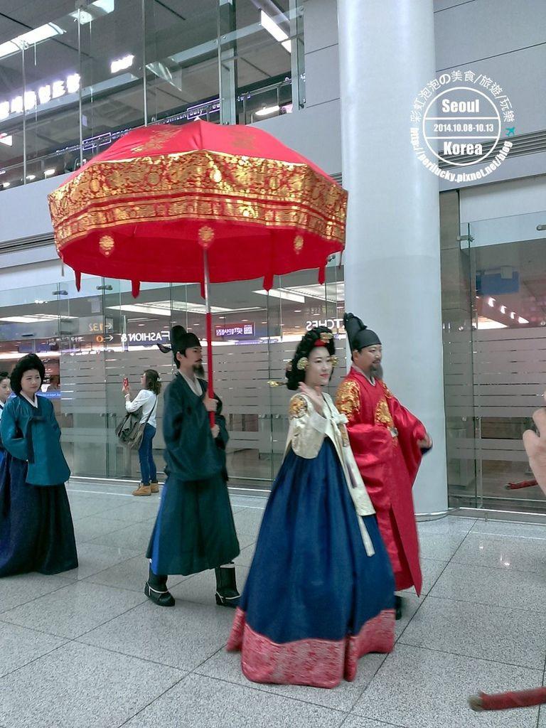 76.仁川機場-皇室巡禮