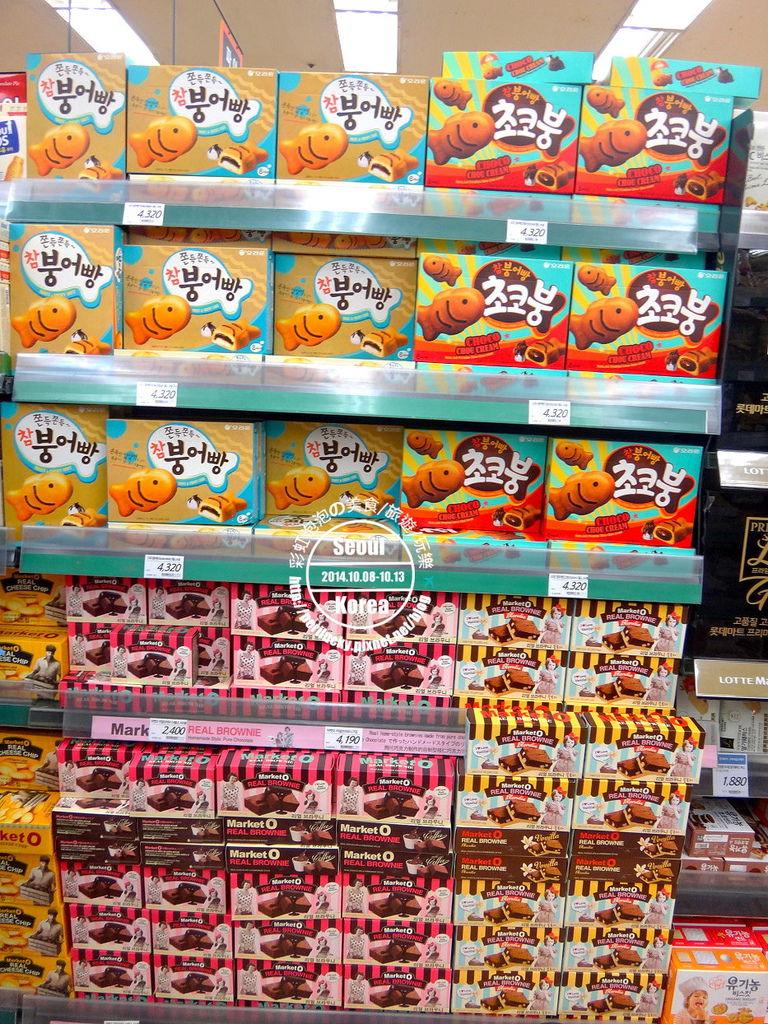 15.樂天超市-鯛魚燒蛋糕