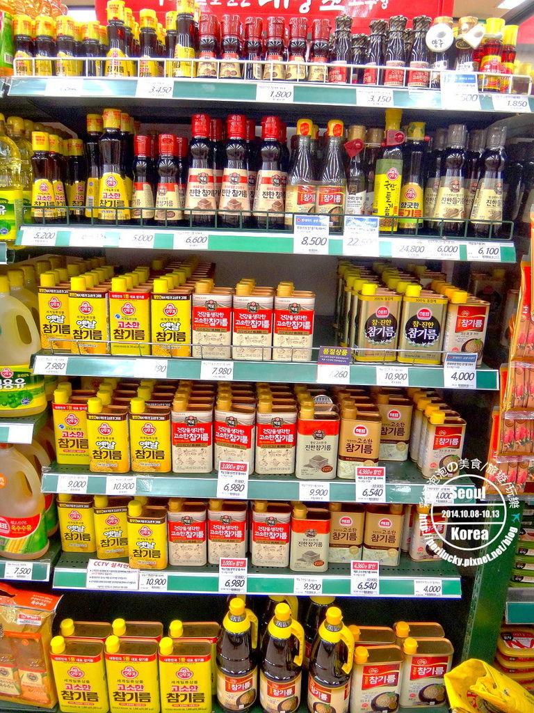 16.樂天超市-麻油、香油