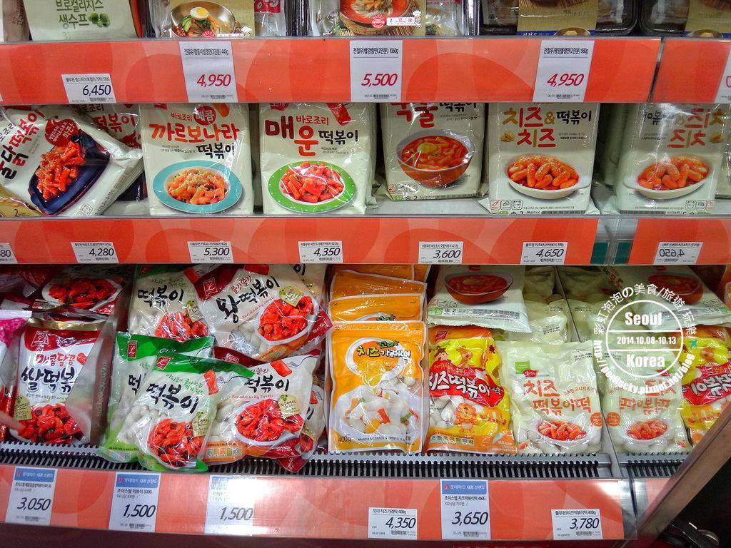 21.樂天超市-年糕