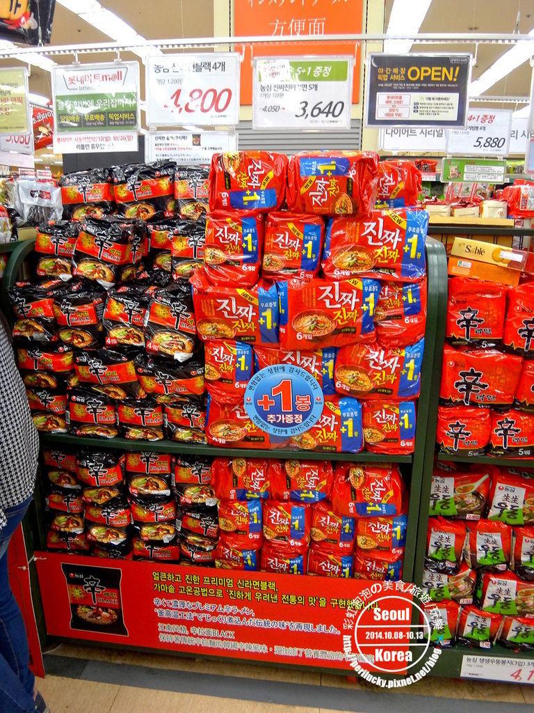 24.樂天超市-泡麵
