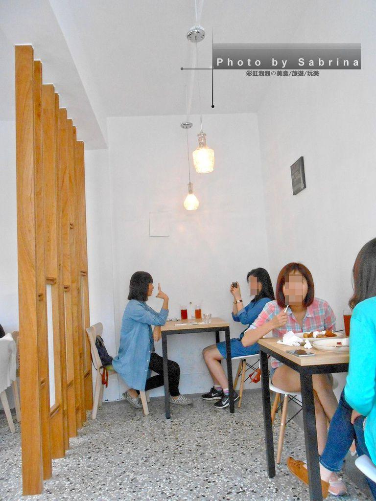6.小家朝食-二樓用餐區