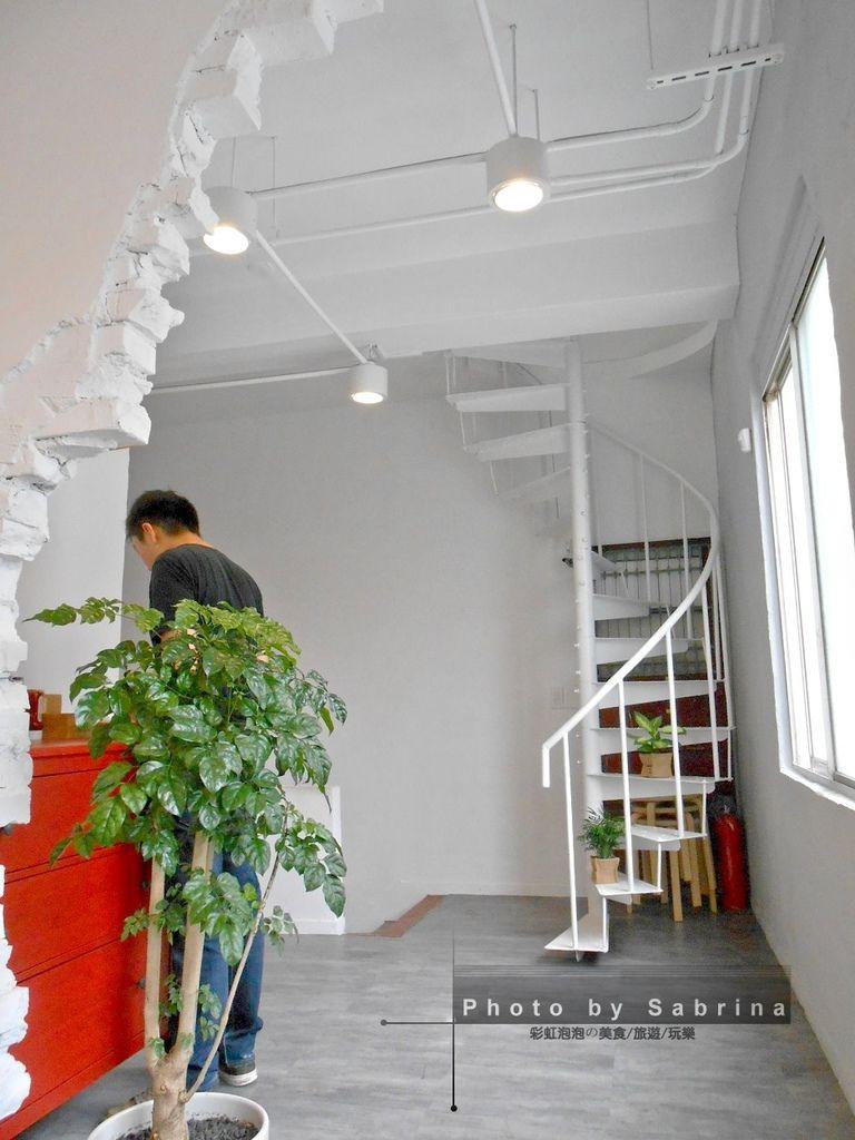 4.小家朝食-二樓用餐區