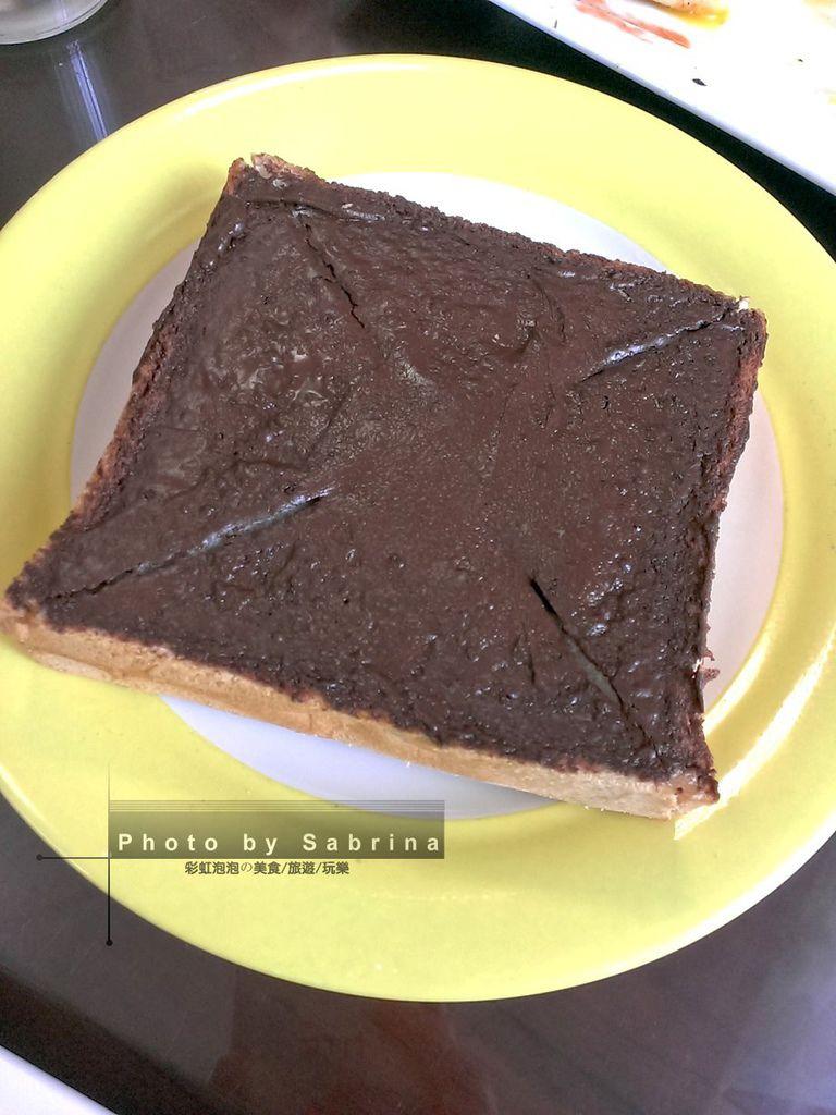 10.小日子咖啡-巧克力厚片