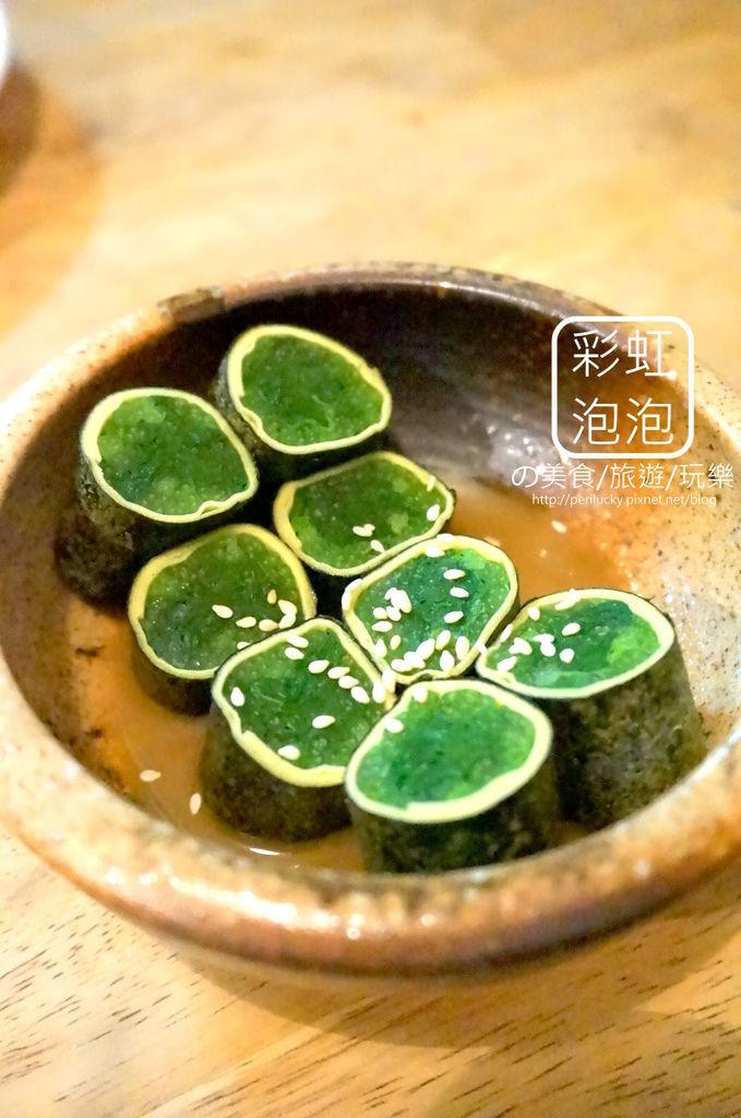 10.有樂町-胡麻波菜捲