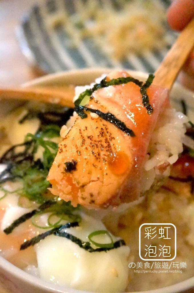 20.有樂町-鮭魚親子丼