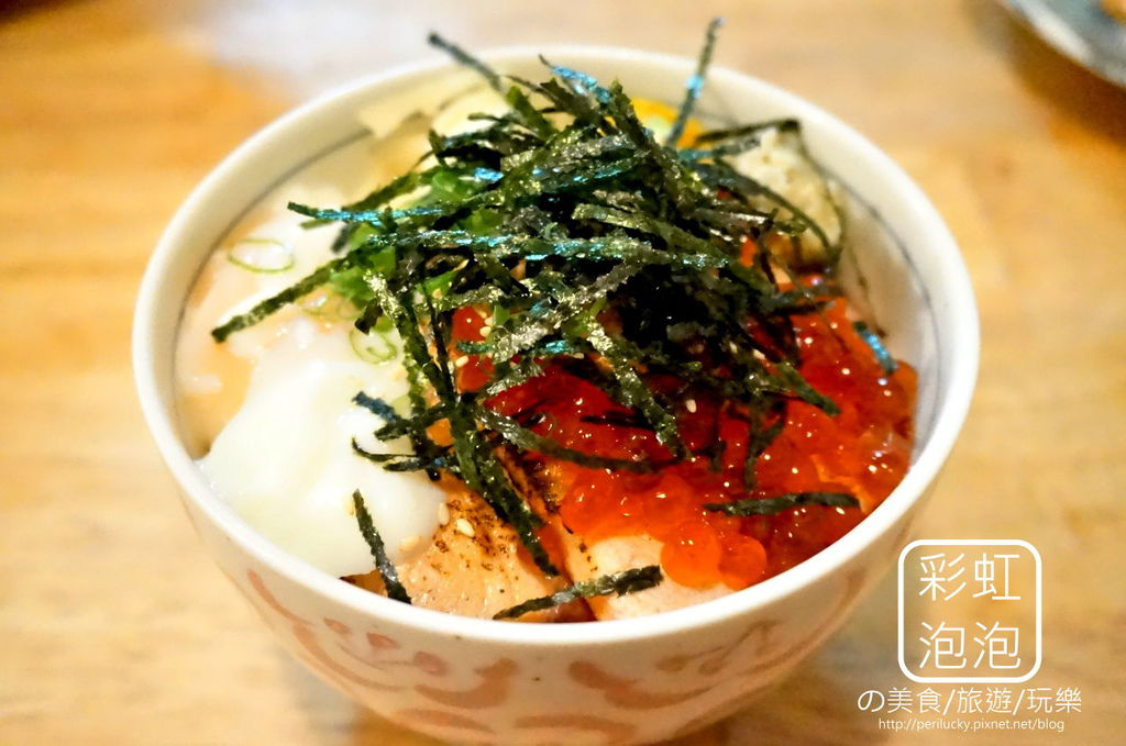 19.有樂町-鮭魚親子丼