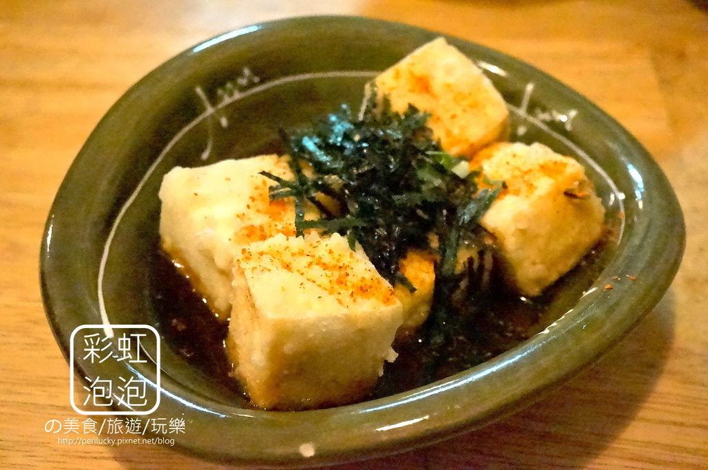 15.有樂町-和風豆腐
