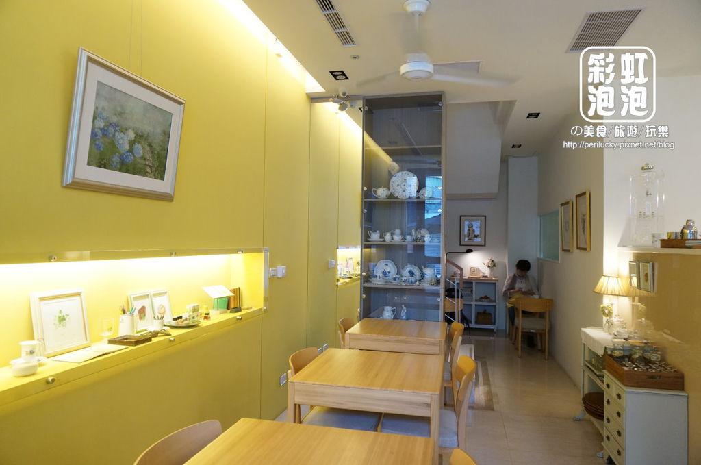 9.檸檬洋果子-一樓內部裝潢
