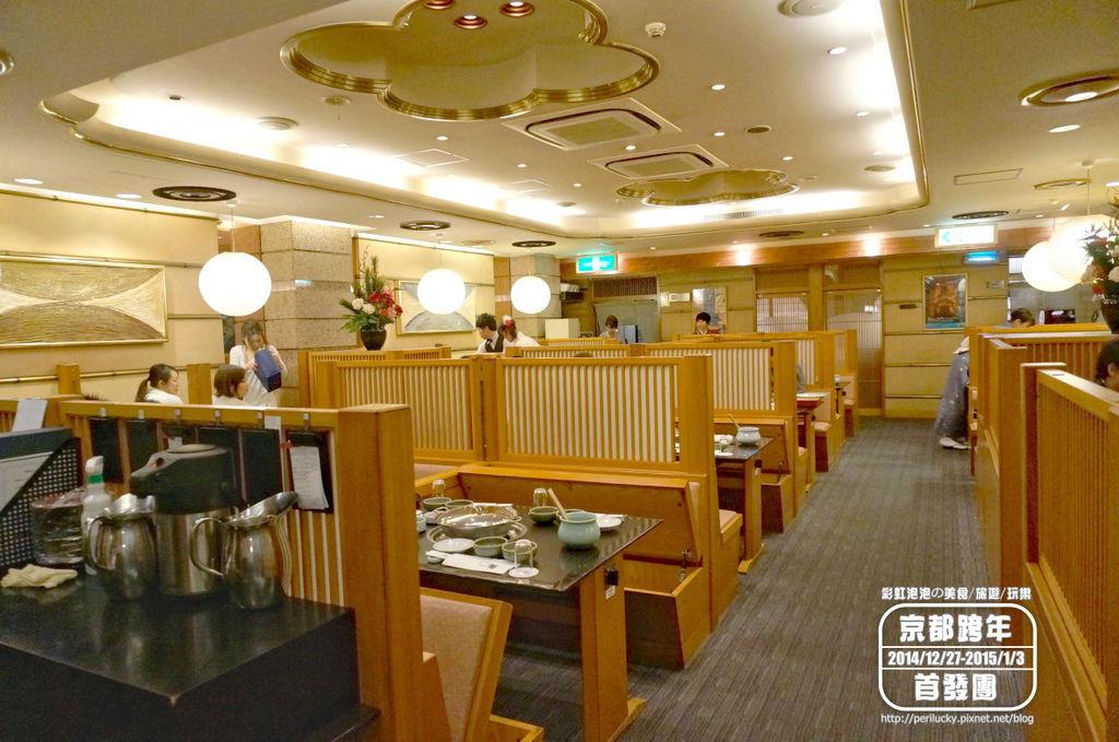 3.Shabuzen-京都四條通座位