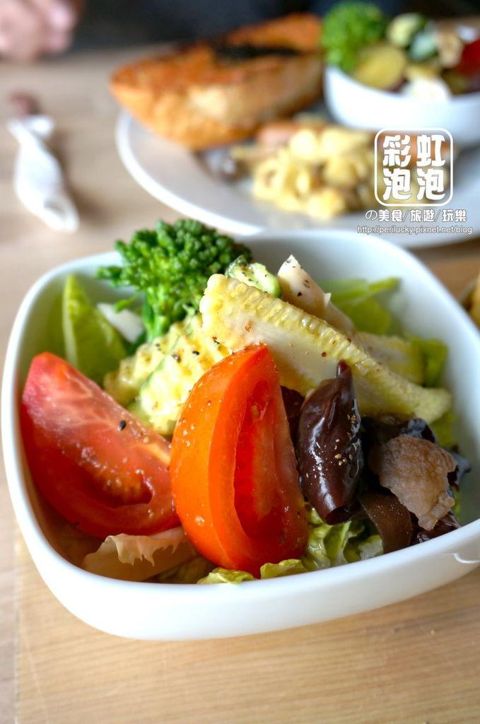 15.目覺三店-和風野菜豆腐沙拉