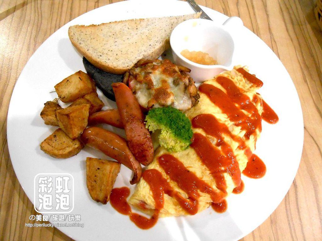 3.覺樂咖啡-來覺樂吃全餐