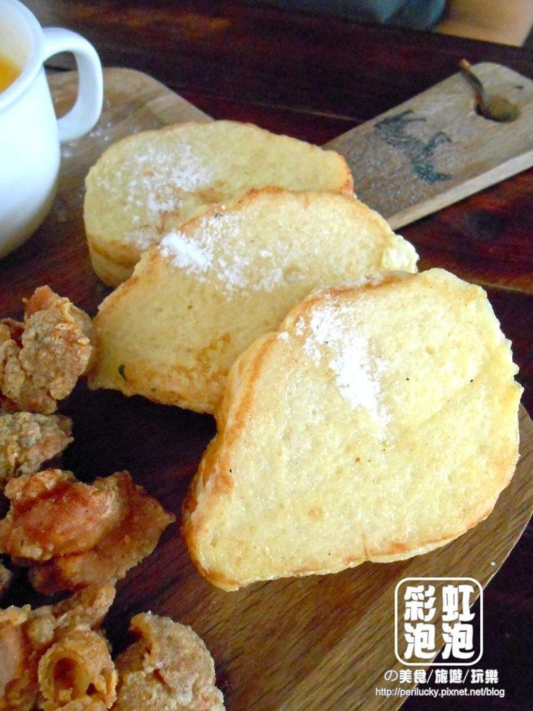 21.斑馬散步咖啡-法式小圓麵包
