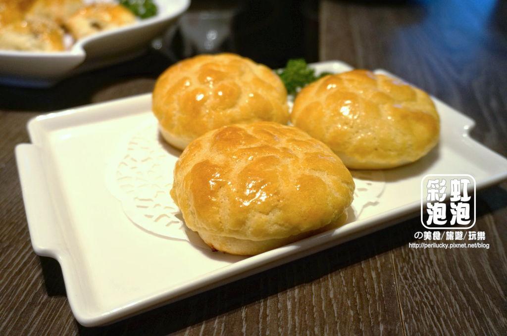 11.金悅軒-波蘿叉燒包