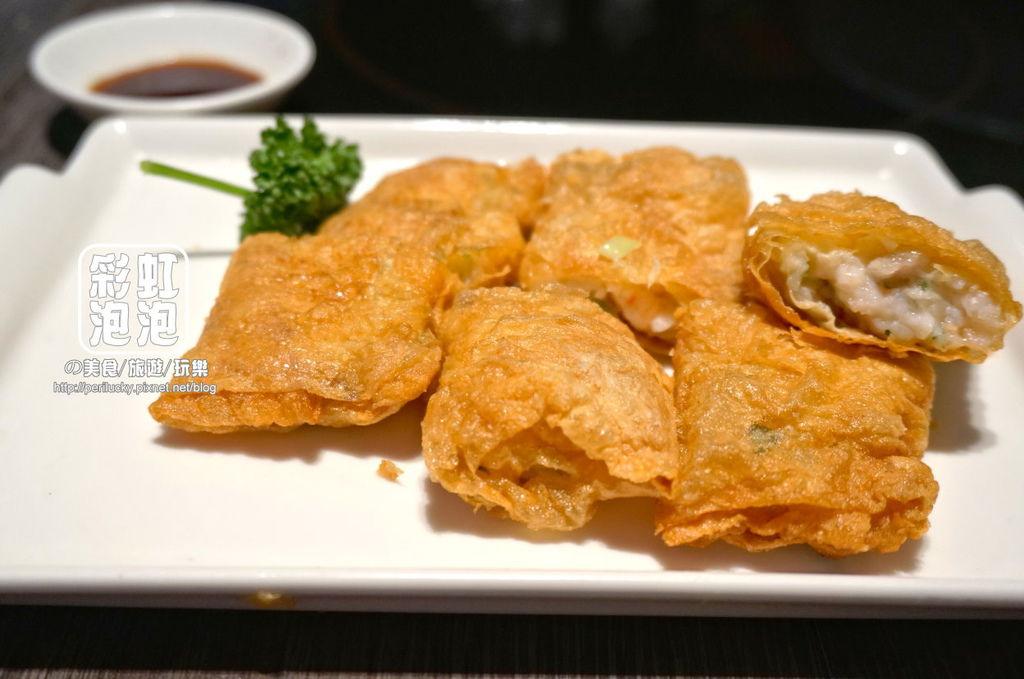 13.金悅軒-鮮蝦腐皮捲