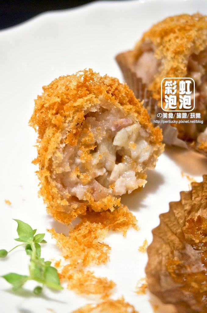 17.金悅軒-蜂巢炸芋餃