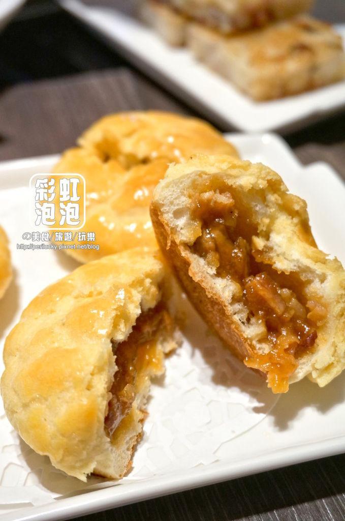 12.金悅軒-波蘿叉燒包