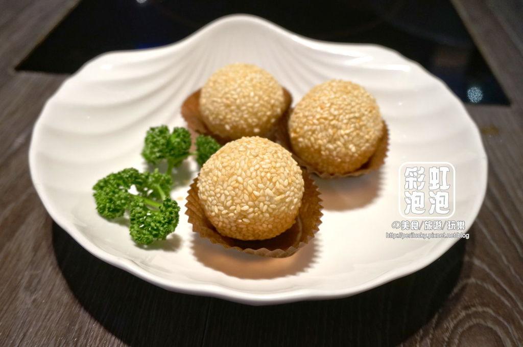 21.金悅軒-豆沙芝麻球