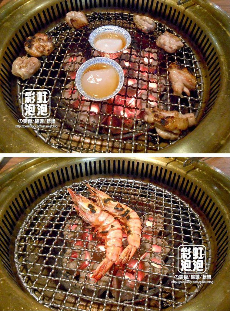 22.秋樂亭-元氣熊蝦、北海道干貝