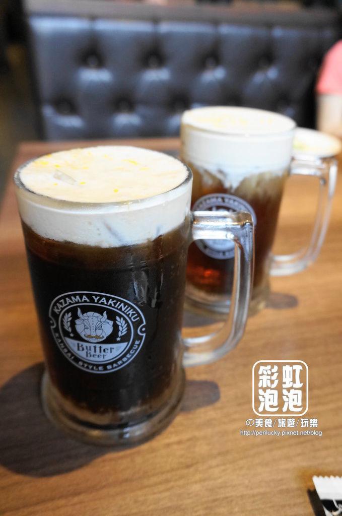 17.燒肉風間-奶油啤酒